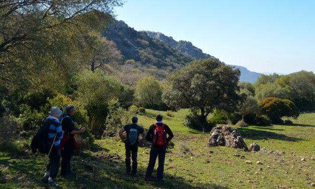 El valle del Tavizna.