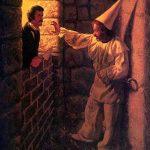 Allan Poe en la Taberna La Manzanilla de Cádiz
