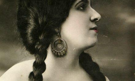 "Aurora Jauffret ""La Goya"". Desde Bilbao a Sanlúcar…."