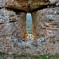 El castillo de Aznalmara: vigía de la Sierra de Cádiz.