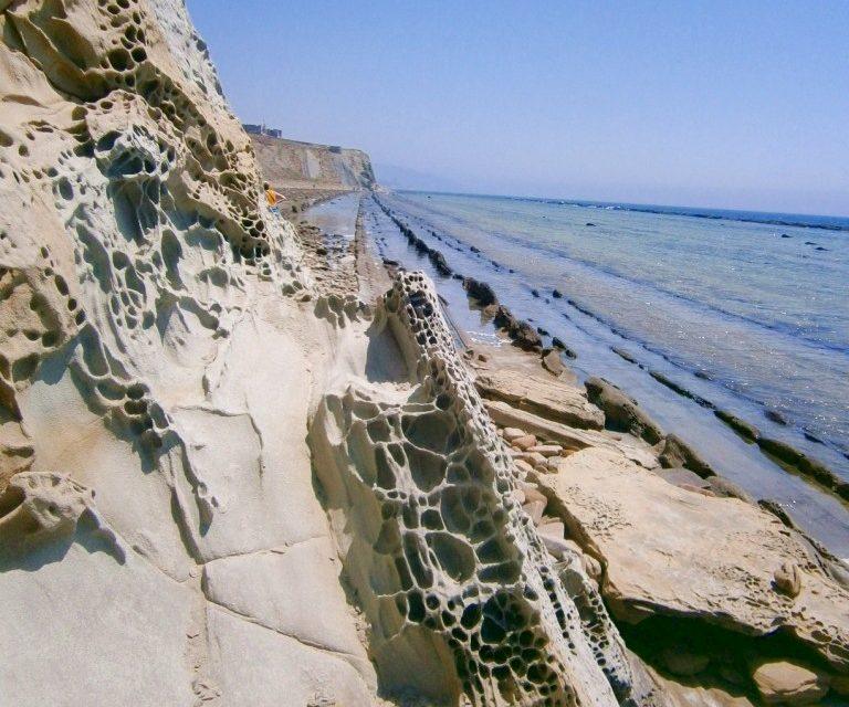 La magia del Flysch: el Parque Natural del Estrecho