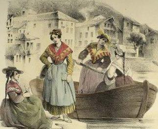 Pasaia: Las mujeres vascas y el mar.