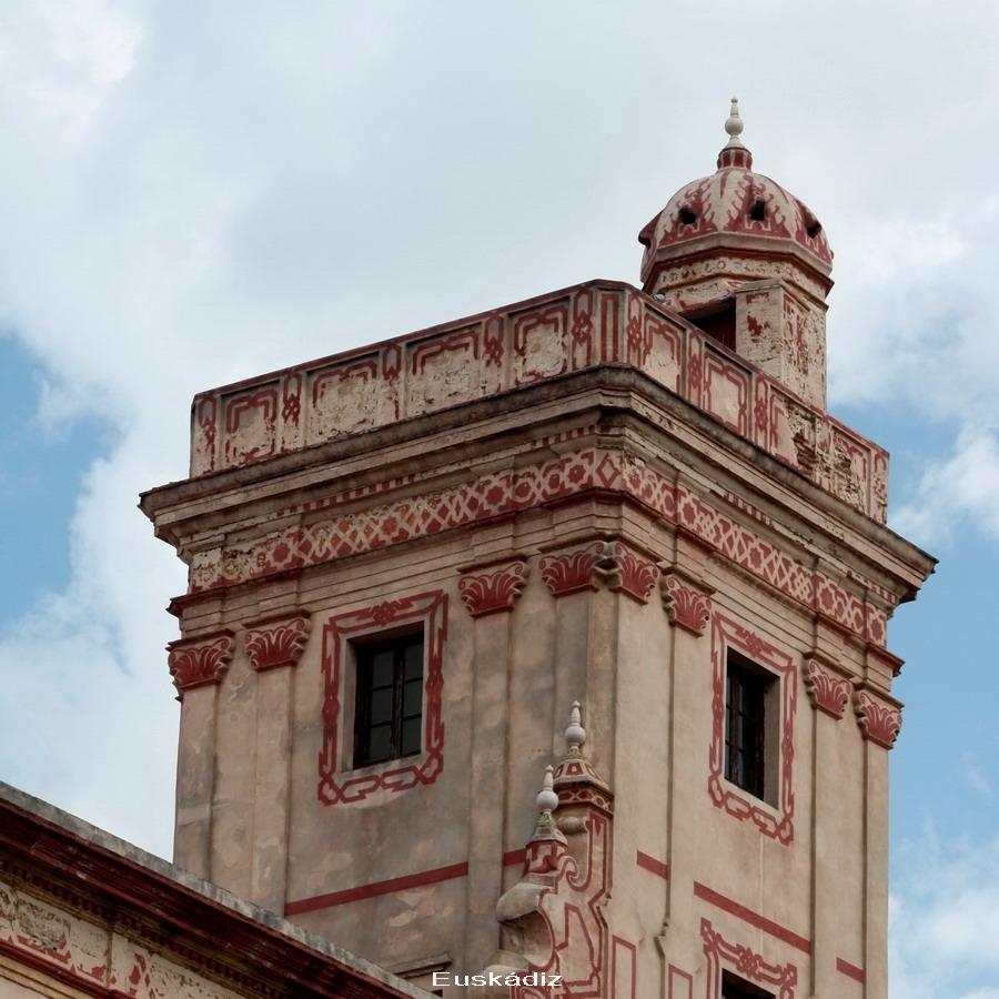 Las Torres-Miradores de Cádiz: centinelas del mar.
