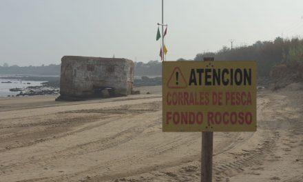 Travesía por el litoral gaditano (IV): Entre corrales de pesca y moscatel. De Chipiona a Sanlúcar de Barrameda.
