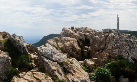 Txindoki o Larrunari: la morada de la diosa Mari.