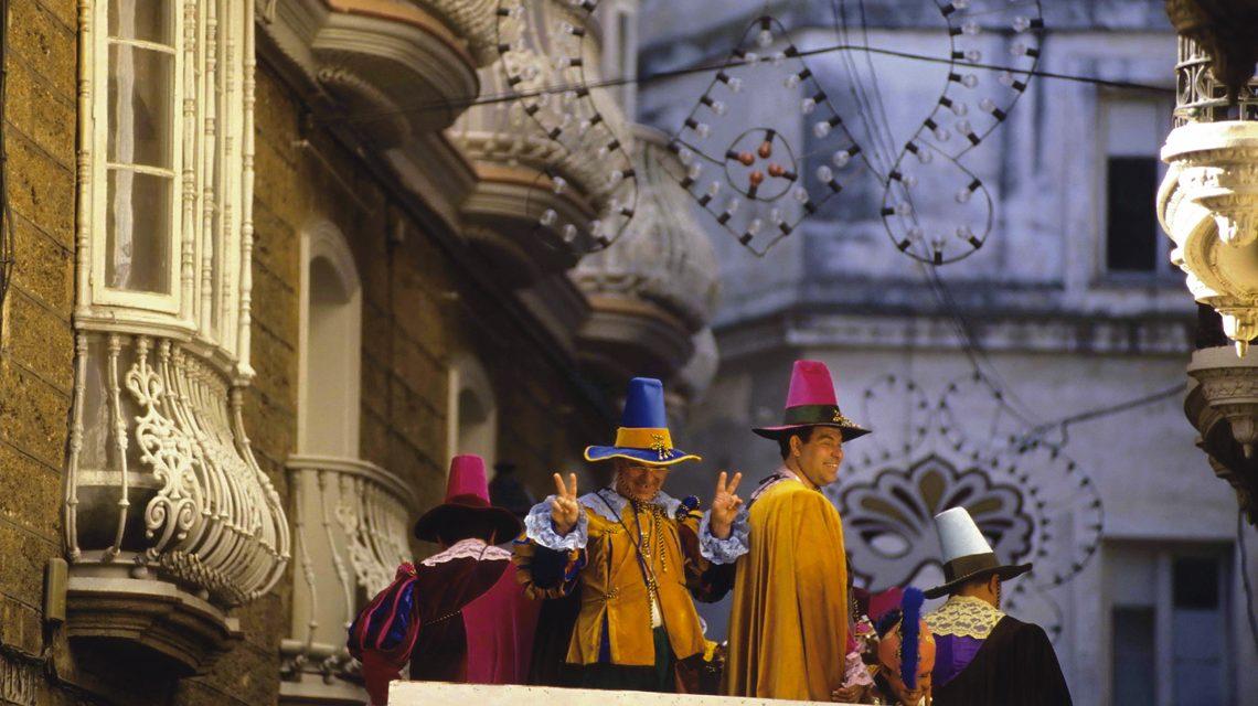 ¡No te pierdas en el Carnaval de Cádiz!