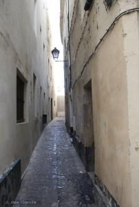 Calle Bajada de Escribanos-Euskádiz