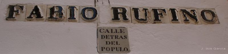 Populo. Fabio Rufino-Euskádiz