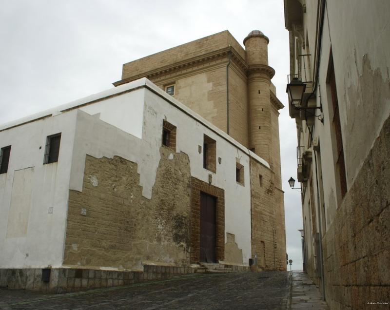Iglesia de Santa Cruz (Catedral Vieja)-Euskádiz