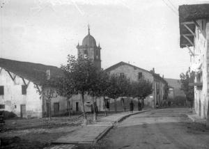 La localidad bizkaina de Munguía