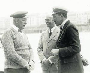 Echevarrieta y Alfonso XIII