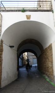 Pasaje de La Puerta de Tierra-Euskádiz
