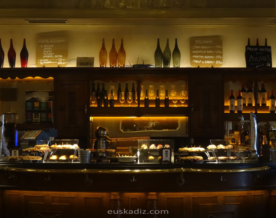 Cafe la Granja-Bilbao-euskadiz