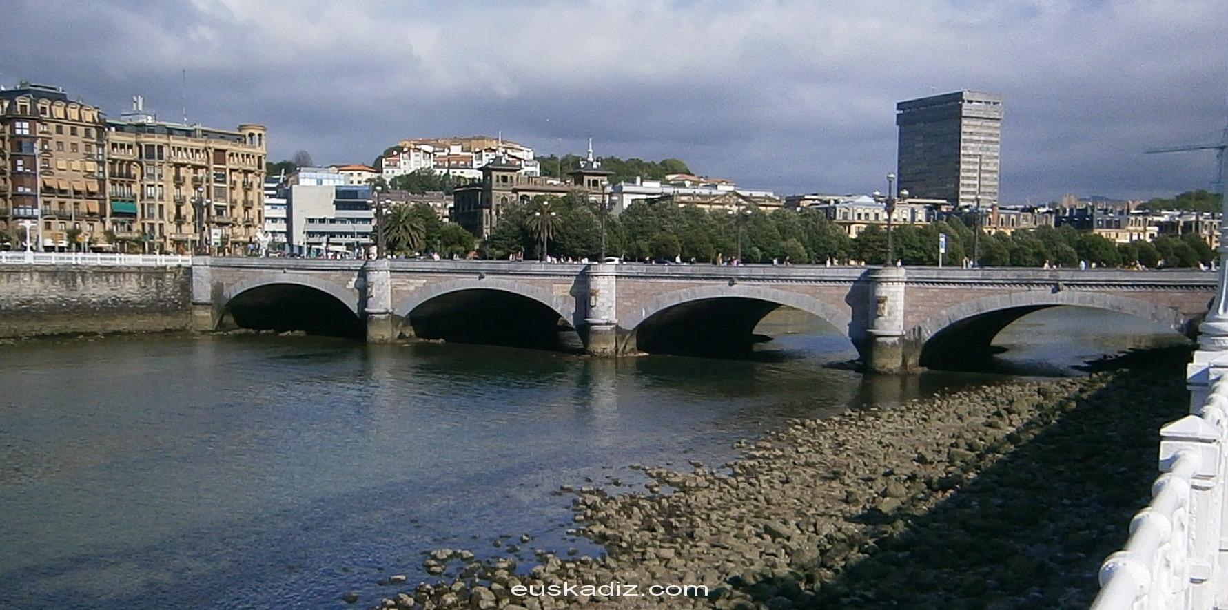 Puente de Santa Catalina de San Sebastián