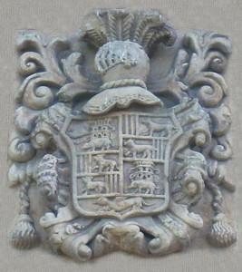 Escudo de la Casa Urdanibia de Irún