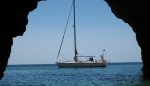 Un paseo en velero por la Bahía de Cádiz