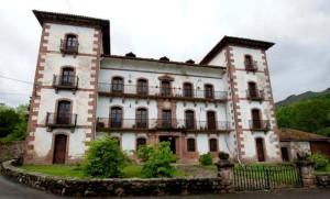 Estado actual de la Casa Palacio Reparacea