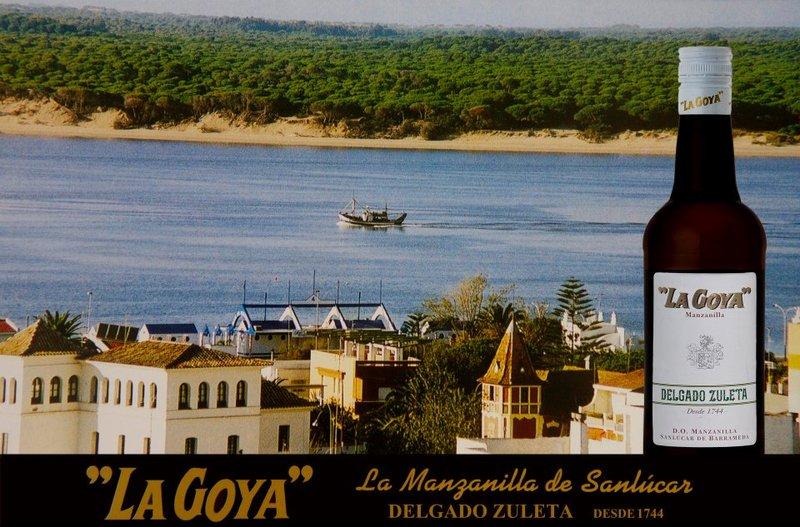 Manzanilla La Goya. Sanlúcar de Barrameda