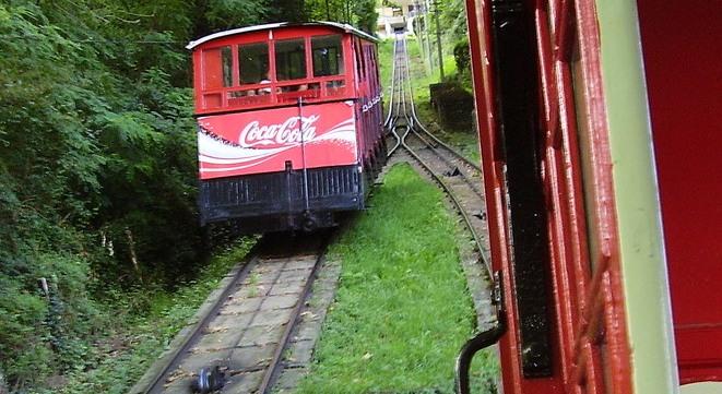 El funicular de Igueldo