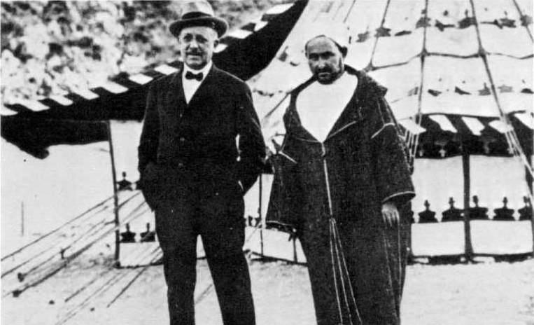 Echevarrieta y Abd-el-Krim