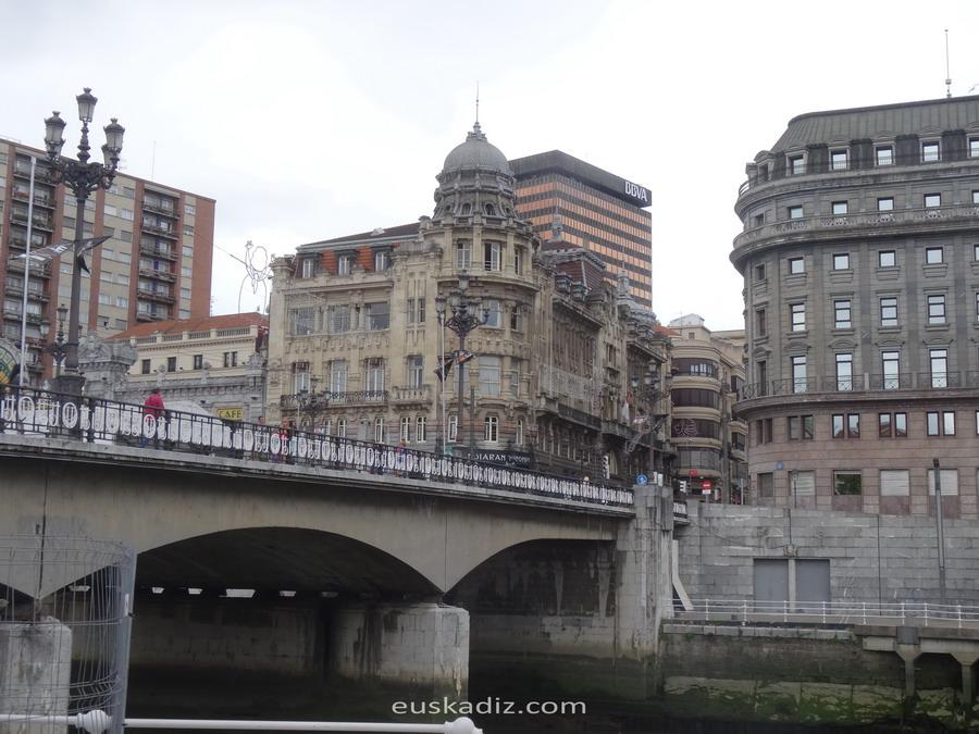Vista de Bilbao-euskadiz