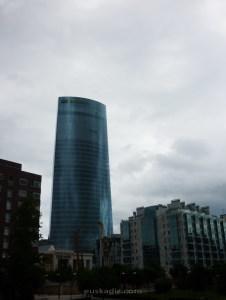Torre Iberdrola. Bilbao.