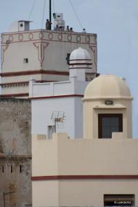 Al fondo Torre Tavira