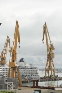 Astilleros de Cádiz hoy
