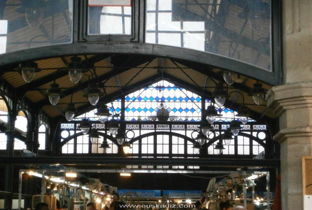 Mercado de Jerez de la Frontera.