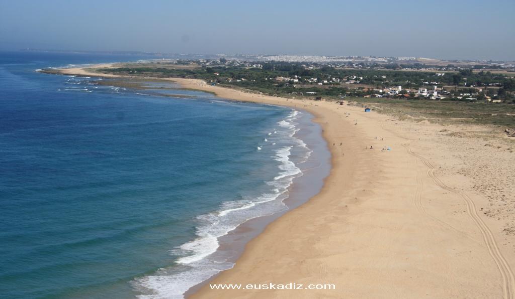 Playa de Zahora.
