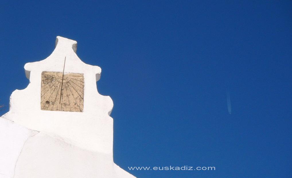 Reloj de sol en Medina Sidonia.