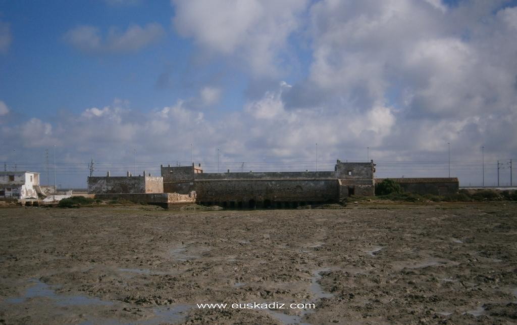 El Molino de mareas del río Arillo