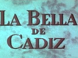 """El irunés Luis Mariano y la """"Belle de Cadix"""""""