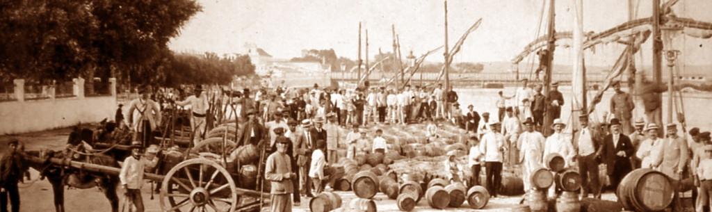 Embarque en El Puerto de Santa Maria- apaisada