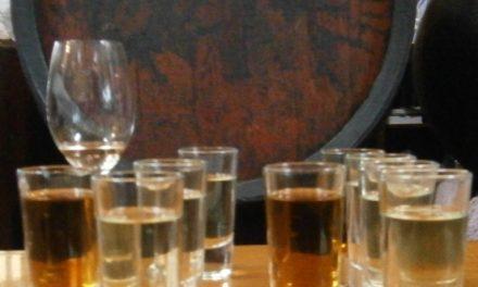 ChampagneSherry en horario matutino