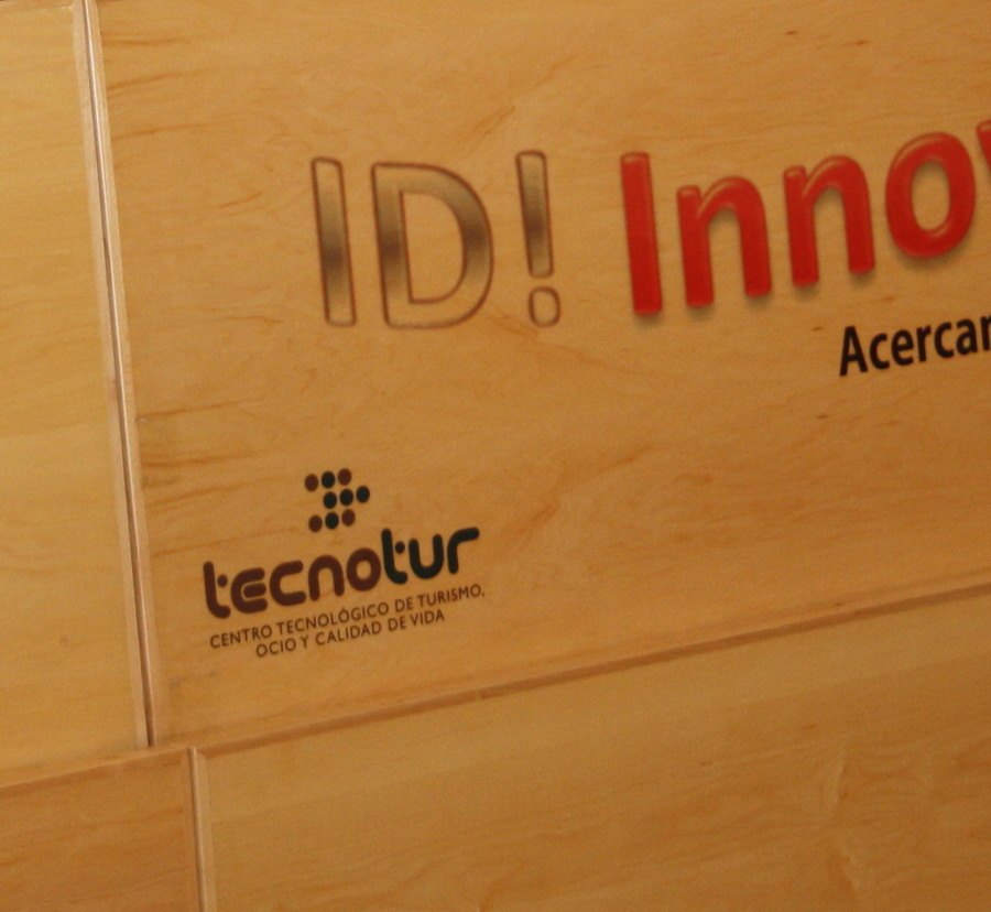 Euskádiz en la Jornada Innovation Day de Tecnotur