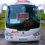 Vídeo del primer viaje al País Vasco organizado por Euskádiz