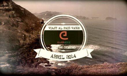 Spot «Vive el País Vasco con Euskádiz»